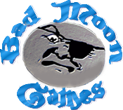 image of Bad Moon Games Logo